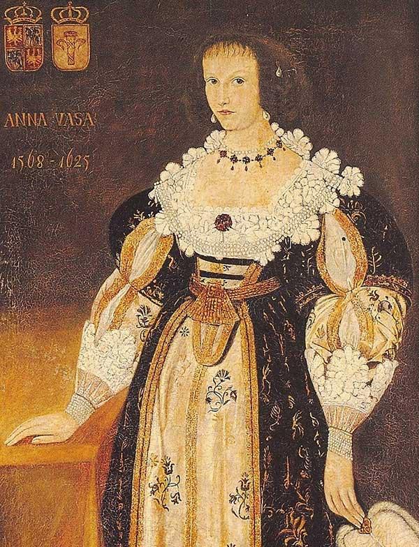 Anna Wazówna
